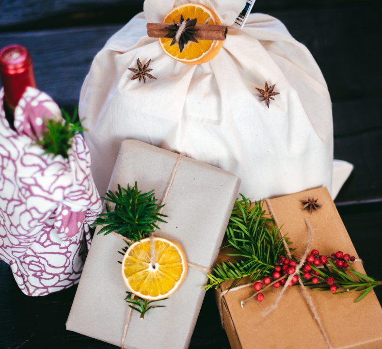 Zero Waste Geschenkverpackungen