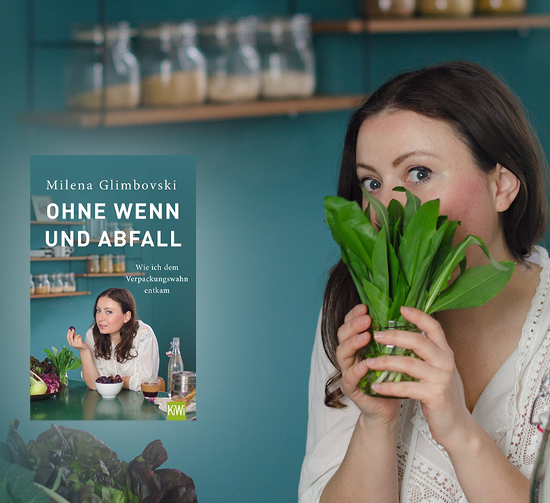 Milena Glimbovski Buch Ohne Wenn und Abfall